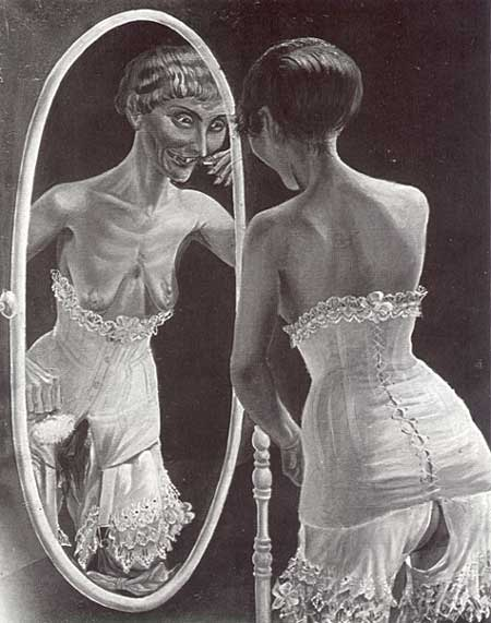 At the Mirror 1921